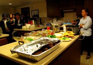 food's on